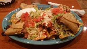 El Guadalajara Special at El Jalapeno in Austintown, Ohio