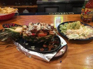 Lots of Mexican Food from El Jalapeno in Youngstown, Ohio