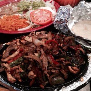 Fajitas in Youngstown, Ohio - Mexican Food