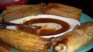 Delicious Tamales from El Jalapeno Mexican Restaurant in Youngstown, Ohio