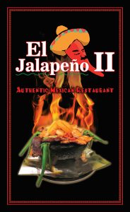 El Jalapeno Youngstown Mexican Restaurant Menu